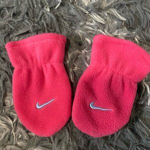 Nike Accessories - Baby Girls Nike winter hat and gloves set